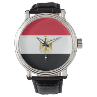 Egypt Flag Watch