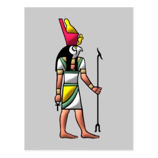 Egypt God Horus egypt god Postcard