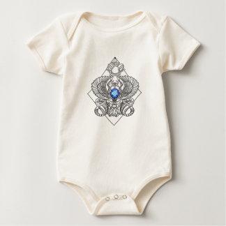 Egypt Gods torus Baby Bodysuit