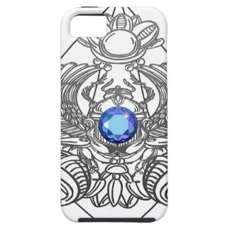 Egypt Gods torus iPhone 5 Case