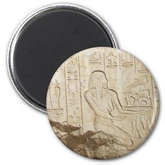 Egypt hieroglyph magnet