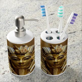 Egypt King Tut Bathroom Set