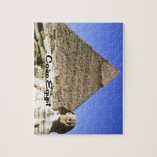 Egypt, Land of Mystery Jigsaw Puzzle