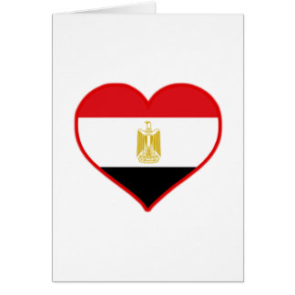Egypt Love Card
