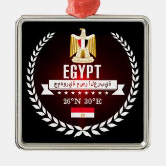 Egypt Metal Ornament