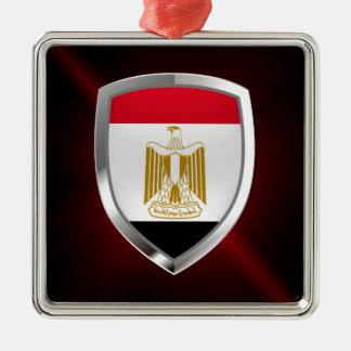 Egypt Metallic Emblem Metal Ornament