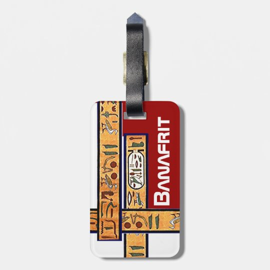 Egypt - NAME TAG