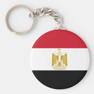 Egypt National World Flag Keychain