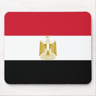 Egypt National World Flag Mouse Pad