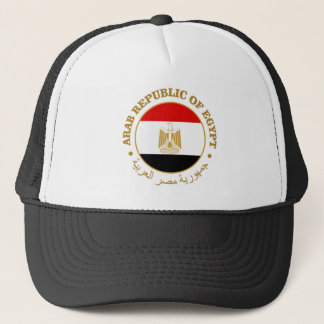 Egypt (rd) trucker hat