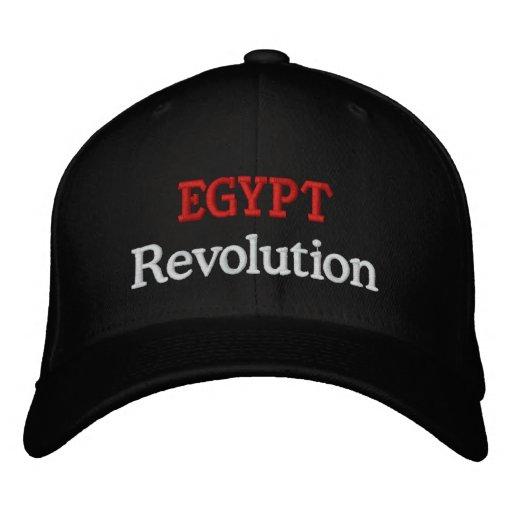 Egypt Revolution Baseball Cap