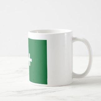 Egypt Revolution Flag (1919) Coffee Mug