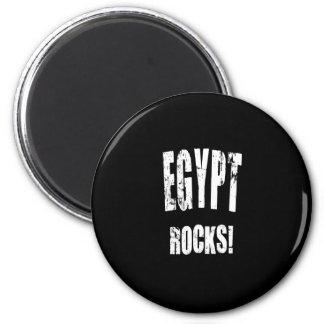 Egypt Rocks! Magnet