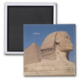 Egypt souvenir magnet