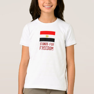 EGYPT :: Stands For Freedom T-Shirt