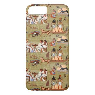 Egypt | Symbols Pattern iPhone 8 Plus/7 Plus Case