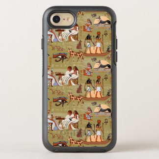 Egypt | Symbols Pattern OtterBox Symmetry iPhone 8/7 Case