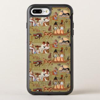 Egypt | Symbols Pattern OtterBox Symmetry iPhone 8 Plus/7 Plus Case