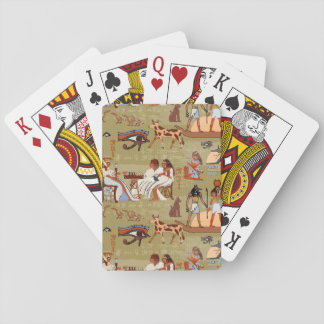 Egypt | Symbols Pattern Playing Cards