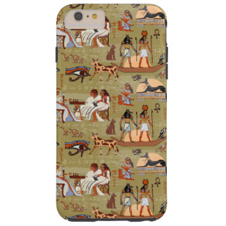 Egypt | Symbols Pattern Tough iPhone 6 Plus Case