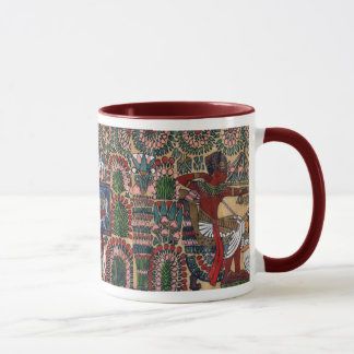 Egyptian Archer Papyrus Mug by S Ambrose