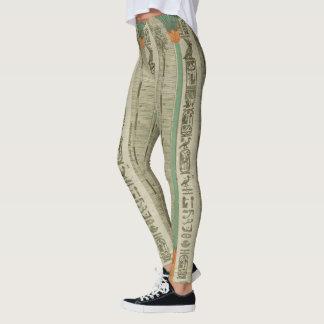 Egyptian Art Print Leggings