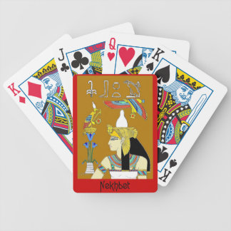 Egyptian Bicycle Playing Cards