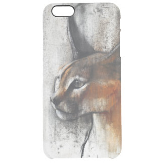 Egyptian Clear iPhone 6 Plus Case