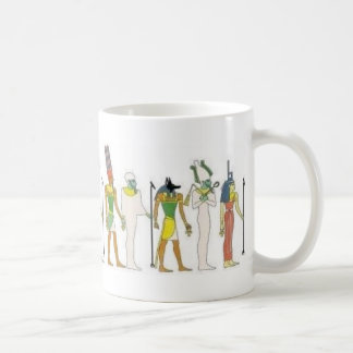 egyptian coffee mug