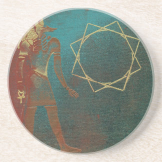 egyptian costers coaster
