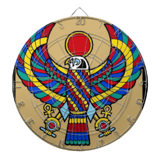 Egyptian Dartboard