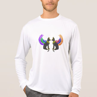 egyptian dog with wings T-Shirt