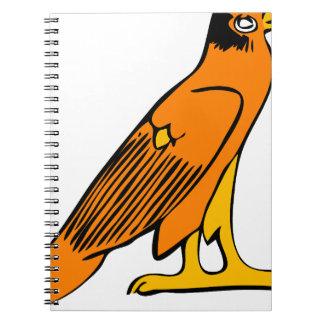 Egyptian Eagle Note Books