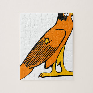 Egyptian Eagle Puzzles