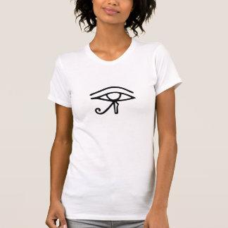 Egyptian Eye Heiroglyphic T-Shirt