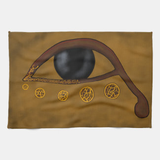 Egyptian Eye Kitchen Towel