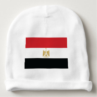 EGYPTIAN FLAG BABY BEANIE