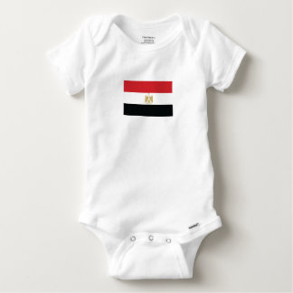 EGYPTIAN FLAG BABY ONESIE