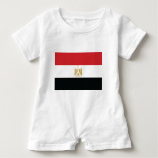 EGYPTIAN FLAG BABY ROMPER