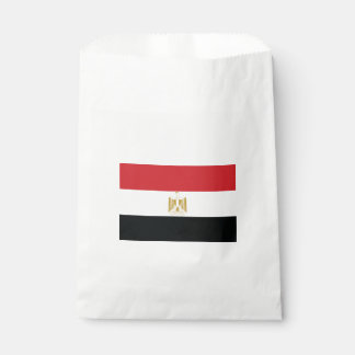 EGYPTIAN FLAG FAVOUR BAG