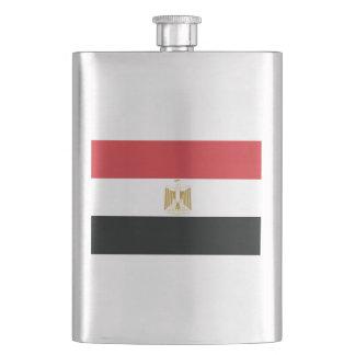 EGYPTIAN FLAG HIP FLASK