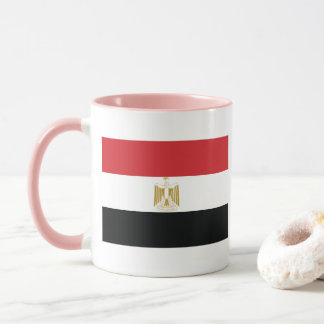 EGYPTIAN FLAG MUG