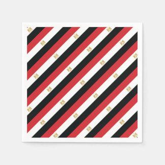 EGYPTIAN FLAG NAPKIN