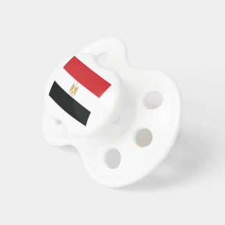 EGYPTIAN FLAG PACIFIERS