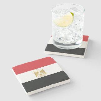 EGYPTIAN FLAG STONE COASTER
