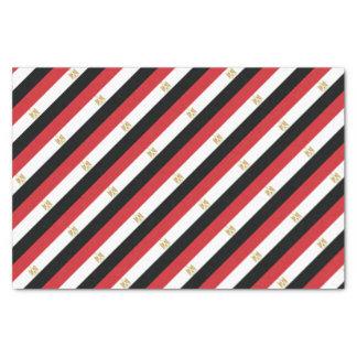 EGYPTIAN FLAG TISSUE PAPER
