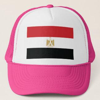 EGYPTIAN FLAG TRUCKER HAT