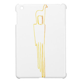 Egyptian Gazelle Comb Case For The iPad Mini