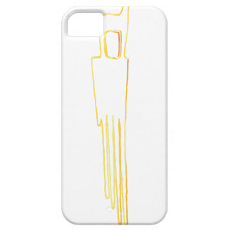 Egyptian Gazelle Comb iPhone 5 Cases