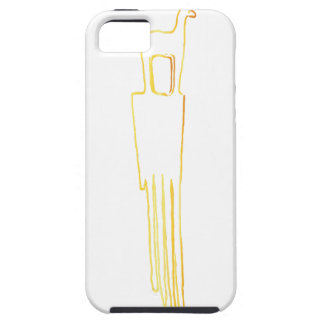 Egyptian Gazelle Comb iPhone 5 Cover
